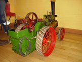 Image of a traction engine