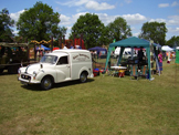 Image of Papplewick Green at the Edlesborough Carnival