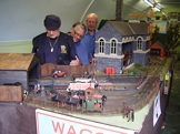 Image of Wags Wharf at Pitstone Museum