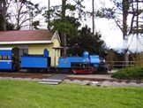 Image of the Darjeeling locomotive